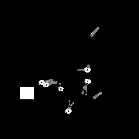 Parts lookup for HUSTLER ATZ 928150EX - Deck Installation