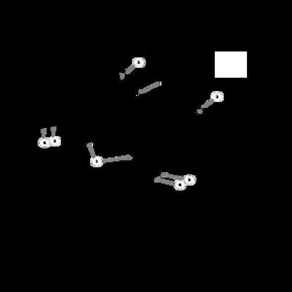 "Parts lookup for HUSTLER ATZ 928168EX - Side Discharge Deck - ""A"" Adaptors Deck Assembly"