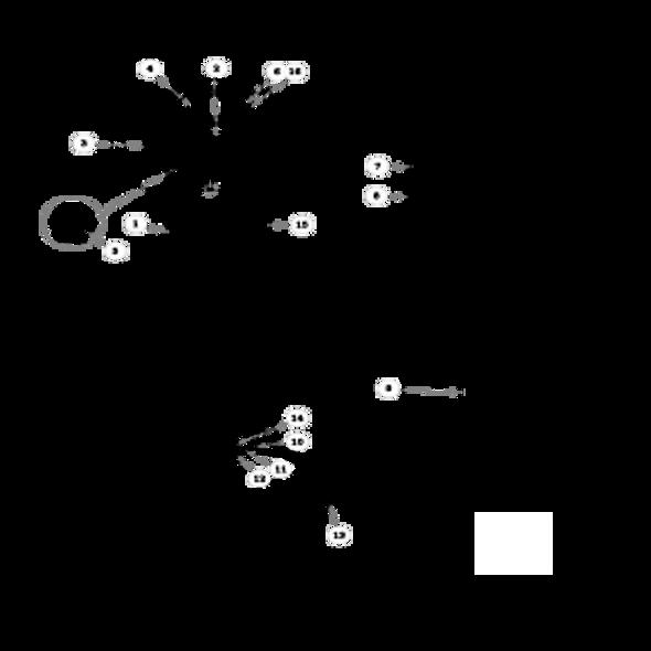Parts lookup for HUSTLER ATZ 928168EX - Mower Decals