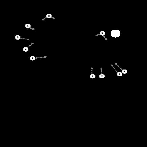 "Parts lookup for HUSTLER FASTRAK SD 929794 - 60"" Deck Decal"