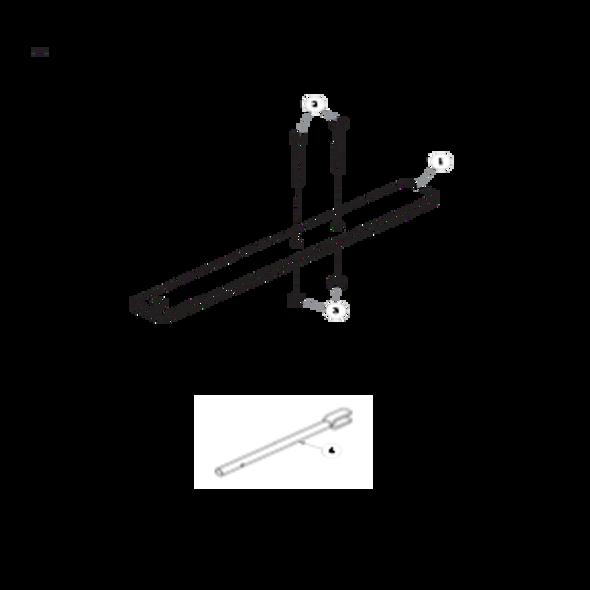 Parts lookup for HUSTLER 7500 / 7700 928762CA - Tools