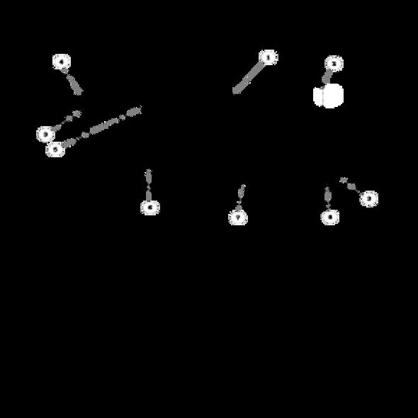 "Parts lookup for HUSTLER TRIMSTAR 929240 - Deck Decals 54"""