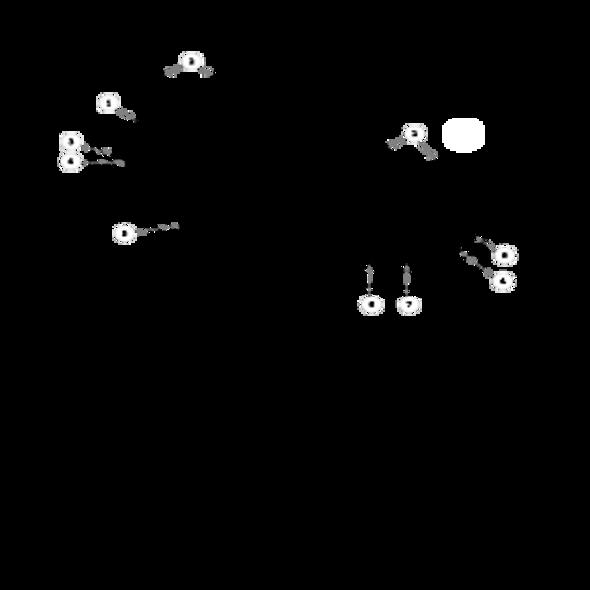 "Parts lookup for HUSTLER Z4 929349 - 48"" Deck Decal"