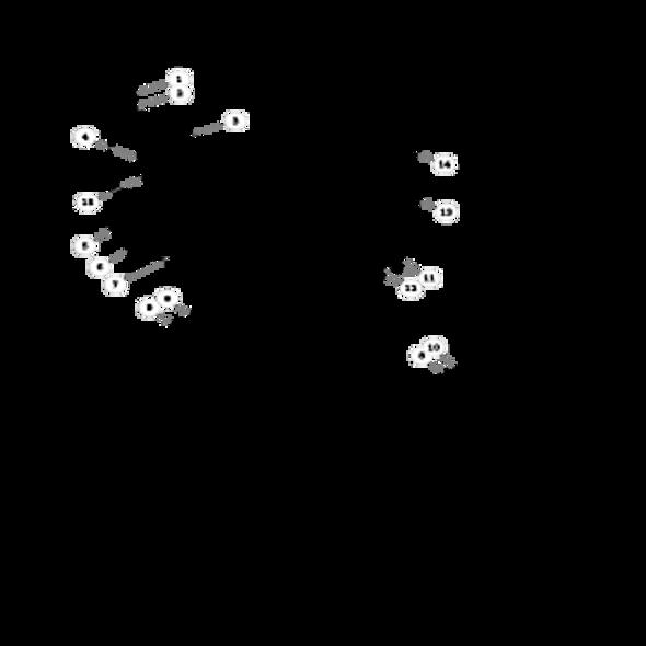 Parts lookup for HUSTLER ZEON 929141EX - Control Console - LS