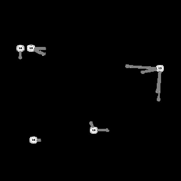 Parts lookup for HUSTLER ZEON 929141 - Frame (0088)