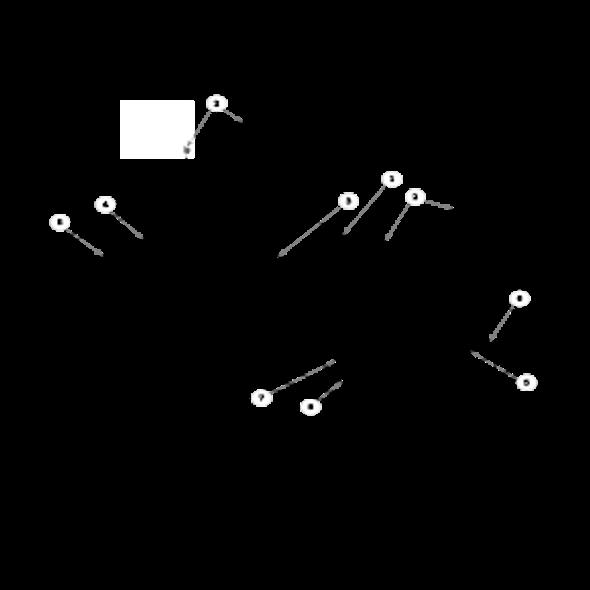 Parts lookup for HUSTLER X-ONE 930560 - Side Discharge Service Deck (0617)
