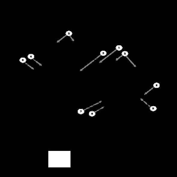 Parts lookup for HUSTLER X-ONE 930891 - Side Discharge Service Deck (0701)