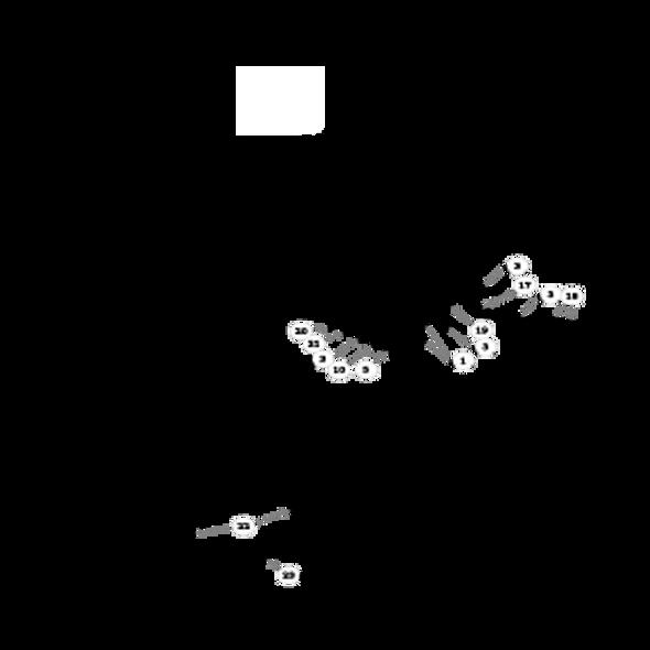 Parts lookup for HUSTLER X-ONE 930529EX - Engine Kawasaki FX850V (0517)
