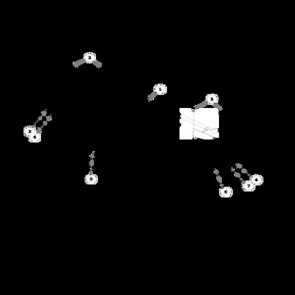 """Parts lookup for HUSTLER FASTRAK 933523EX - 60"""" Service Deck"""