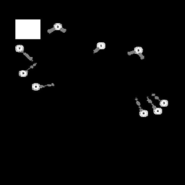Parts lookup for HUSTLER FASTRAK 930784EX - Service Deck (0673)