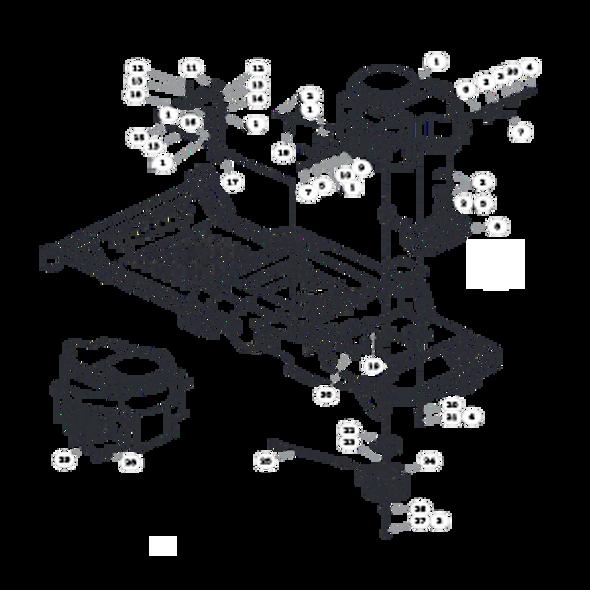 Parts lookup for HUSTLER SPORT 930651 - Engine Kawasaki (0666)