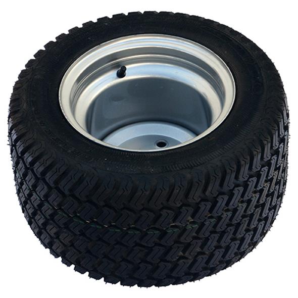 Hustler 601349 Tire and Wheel 20X12.00-10 OEM