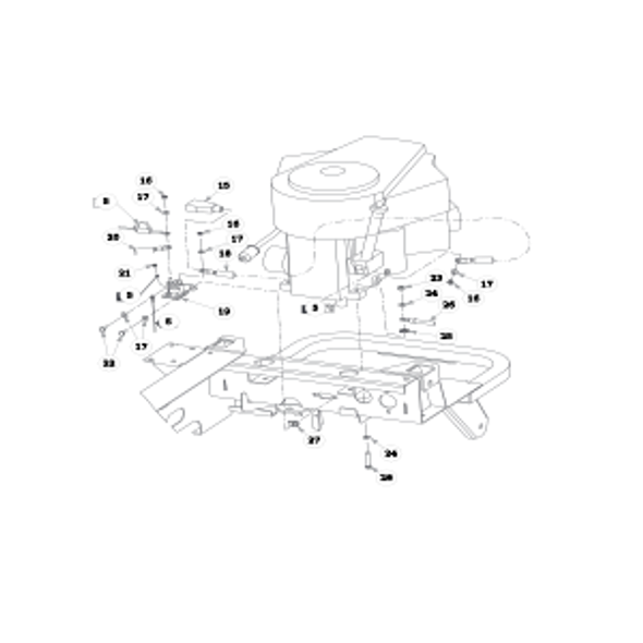Parts lookup for HUSTLER SPORT 930198EX - Engine Briggs and Stratton 26 HP - S/N 12030001 and higher (0272)