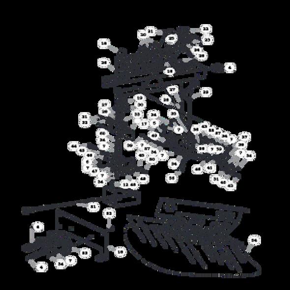 Parts lookup for HUSTLER 1500 929802US - Instrument Panel (0158)