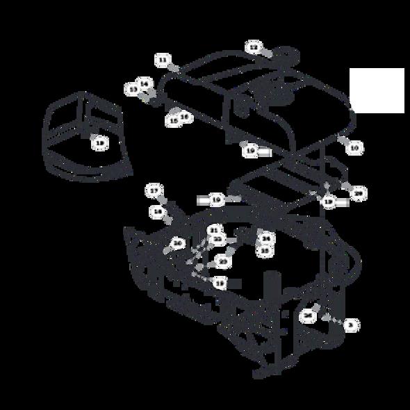 Parts lookup for HUSTLER 1500 929802US - Fuel System (0160)