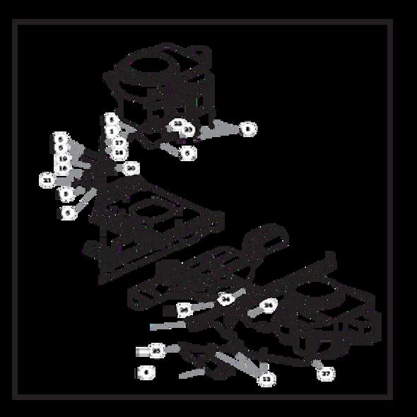 Parts lookup for HUSTLER RAPTOR 932004US - Engine Kawasaki FR541V - with Carbon Canister (0881)