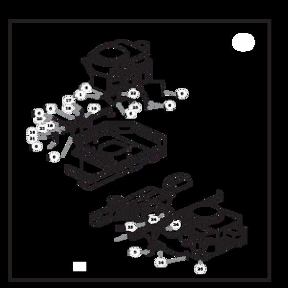 Parts lookup for HUSTLER RAPTOR 931899EX - Engine Kawasaki FR541V and FR600V (0813)
