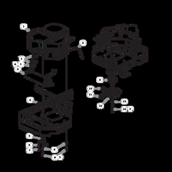 Parts lookup for HUSTLER RAPTOR 933382EX - Engine Kawasaki FR651V and FR691V (1421)