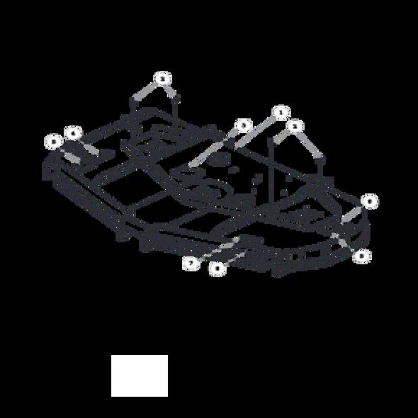 Parts lookup for HUSTLER ATZ 931915EX - Service Deck