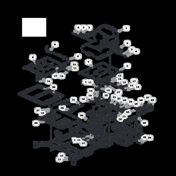 Parts lookup for HUSTLER ATZ 931915EX - Seat