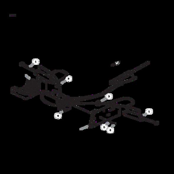 Parts lookup for HUSTLER SUPER 104 931733 - Ring Lift (0782)