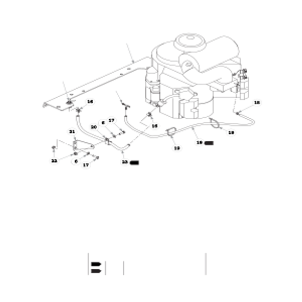 Parts lookup for HUSTLER SUPER Z HD 932186 - Engine Kawasaki FX850V (1045)