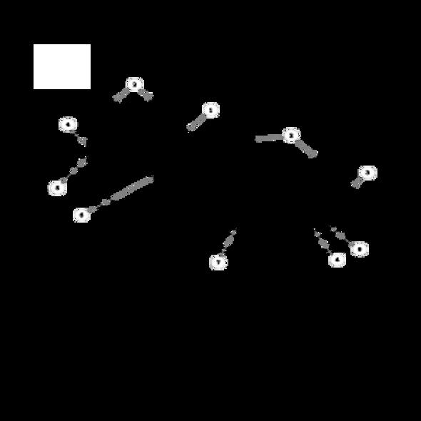 Parts lookup for HUSTLER X-ONEi 931956 - Service Deck (0872)