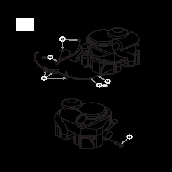 Parts lookup for HUSTLER FASTRAK SD 932327US - Engine Kawasaki FX600V - with Carbon Canister (1157)