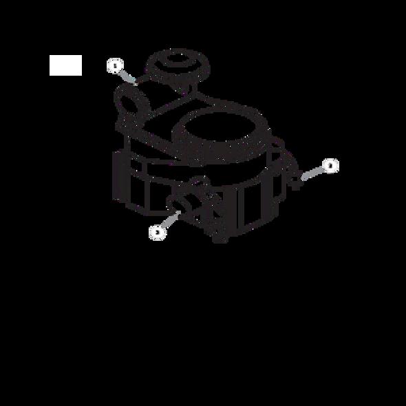 Parts lookup for HUSTLER FASTRAK SD 932517EX - Engine Service Parts Kawasaki FX600V