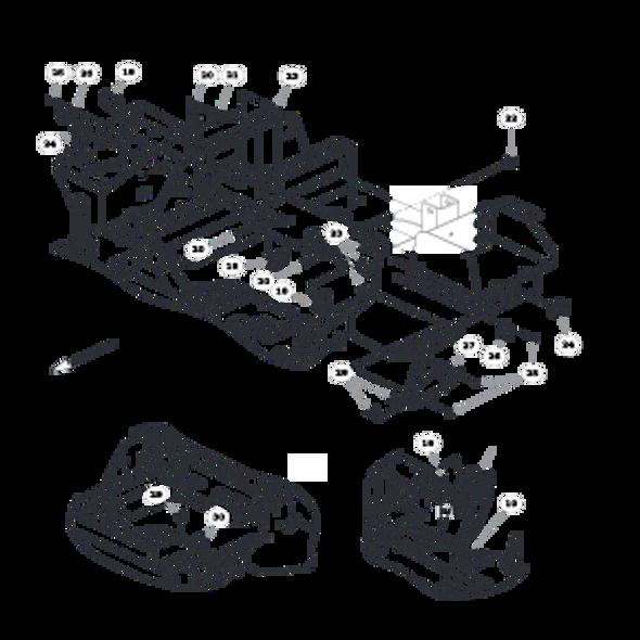 Parts lookup for HUSTLER FASTRAK SD 933481 - Fuel System (1493)