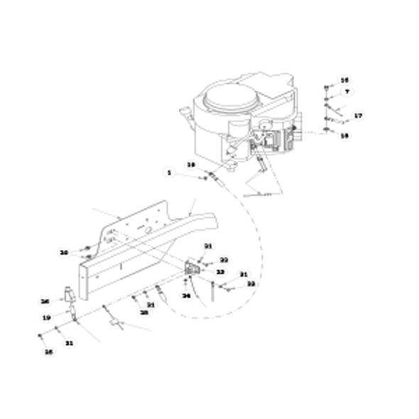 Parts lookup for HUSTLER FASTRAK SD 933499EX - Engine - Kawasaki FR (1497)