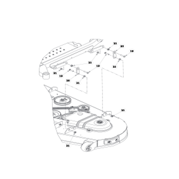 Parts lookup for HUSTLER FASTRAK SD 933499EX - Deck Lift (1499)