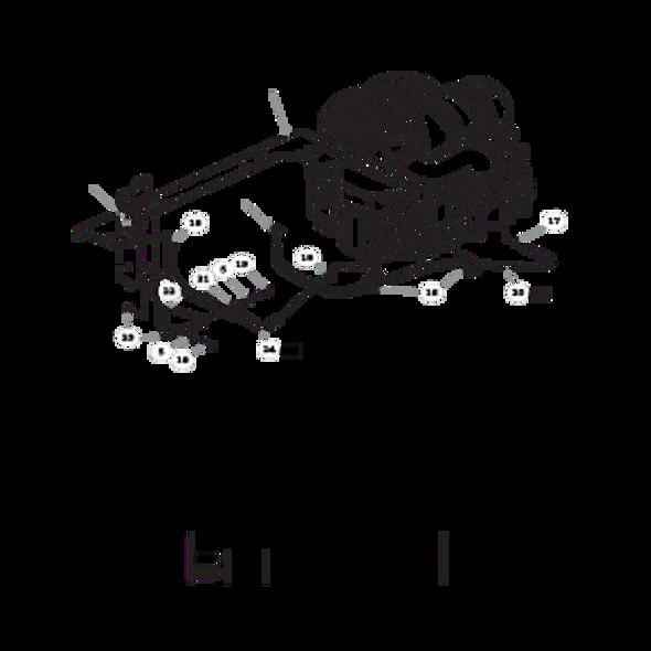 Parts lookup for HUSTLER SUPER Z 935064 - Engine Kawasaki FX850V (2158)