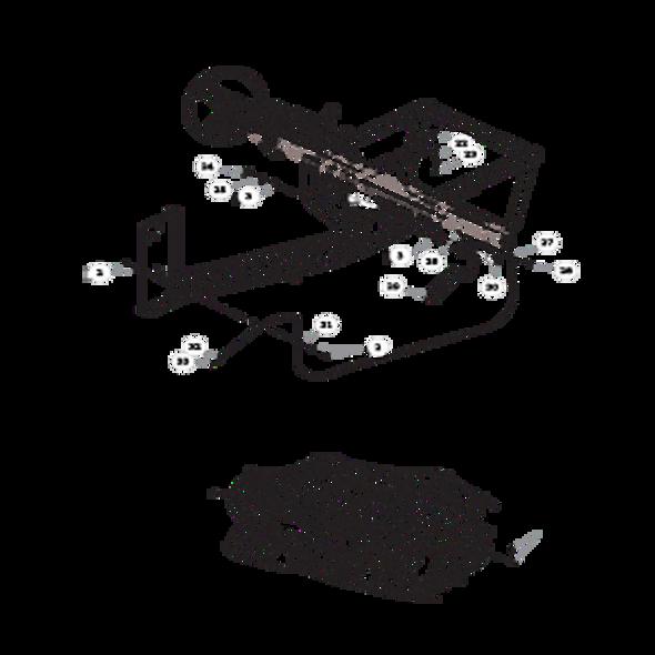 Parts lookup for HUSTLER MDV 934000 - Controls (1660)