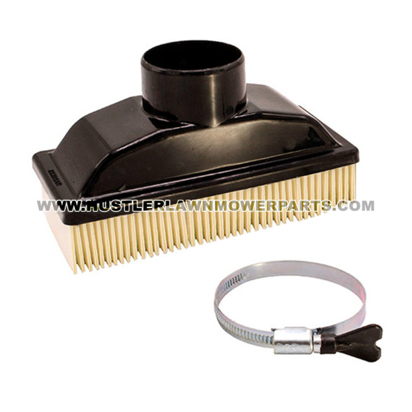 Hustler 604240 Air Filter with Clamp OEM