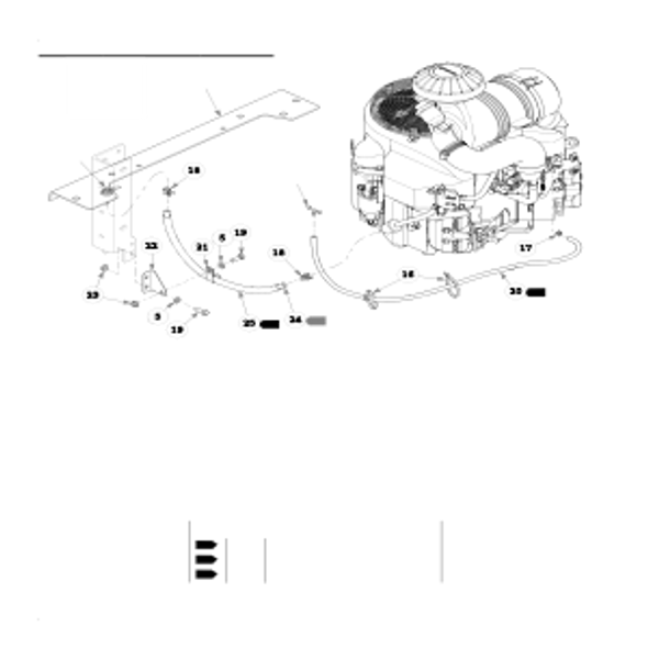 Parts lookup for HUSTLER SUPER Z HD 937011 - Engine Kawasaki (2709)