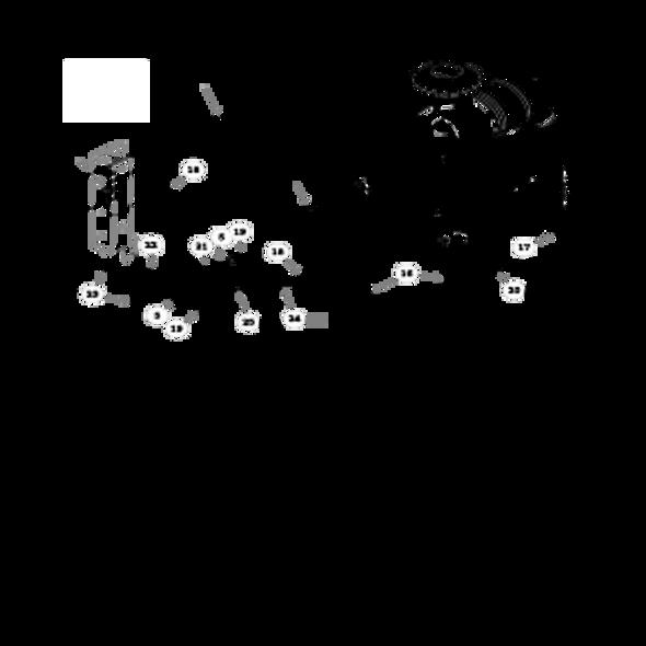 Parts lookup for HUSTLER SUPER Z HD 937029 - Engine Kawasaki (2721)