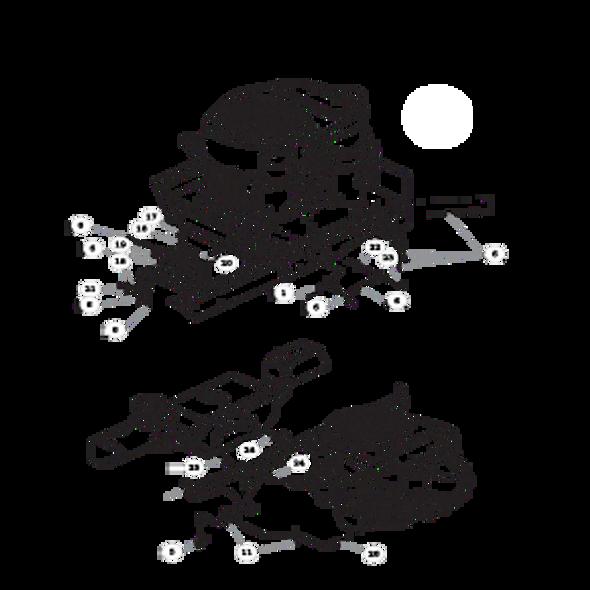 Parts lookup for HUSTLER RAPTOR 938282EX - Engine (2861)