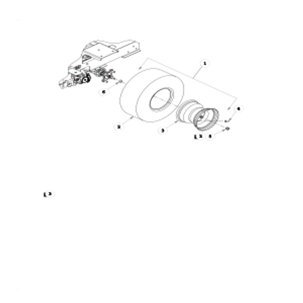 Parts lookup for HUSTLER FASTRAK 927350 - Drive Wheel Assembly