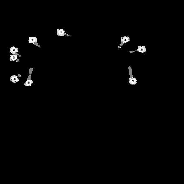 "Parts lookup for HUSTLER FASTRAK 926527 - 52"" Deck Decals"