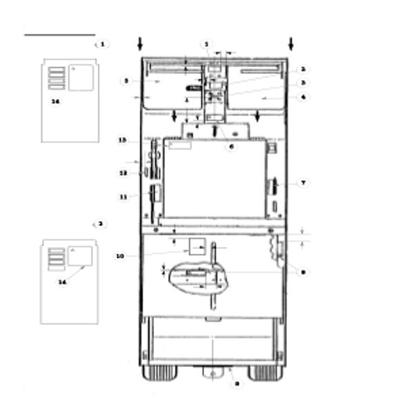 Parts lookup for HUSTLER 4000 925008 - Decal Group (0002)