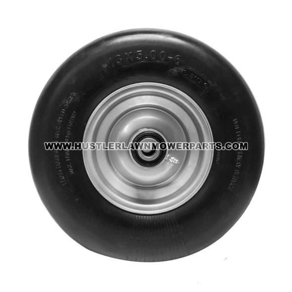 HUSTLER TIR/WHL 13X5.00-6 SLV 605038 - Image 2