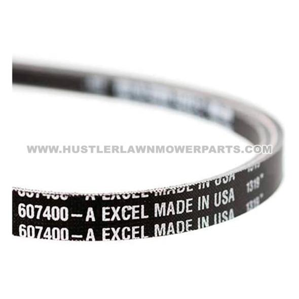Hustler Raptor Drive Belt 607400 OEM