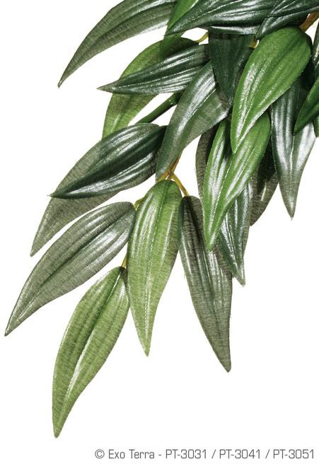 Exo Terra Hanging Silk Plant - Rucus Medium