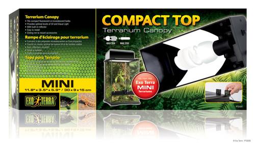 Exo Terra Compact Top Canopy (Single)