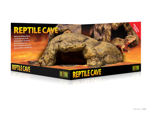 New - Exo Terra Reptile Cave Extra Large