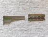 Boyds Forest Camo A2 Wood Stock & Mid-Length Forearm for AR-15 Rifles
