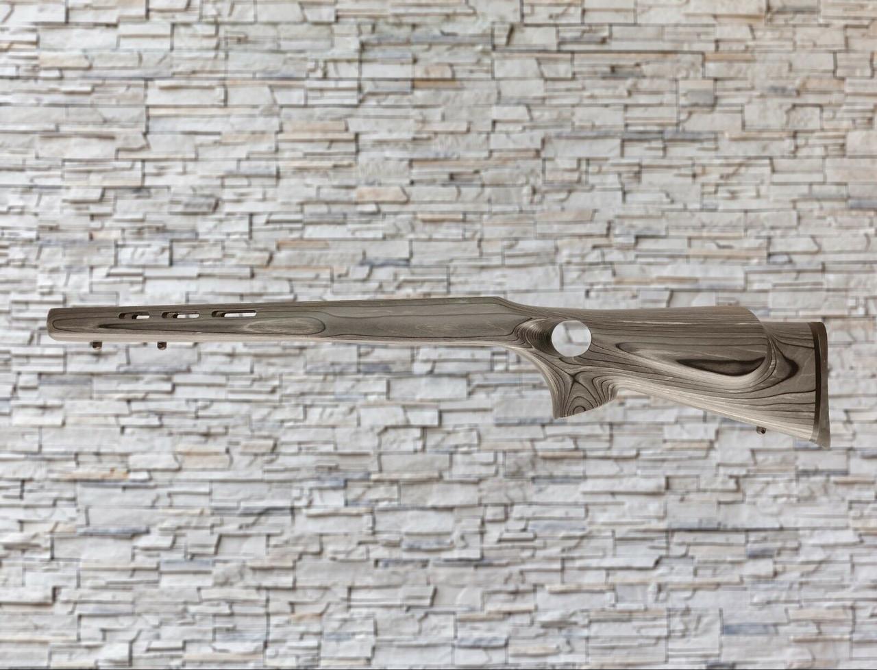 Boyds Rimfire Varmint TH Bull Barrel Wood Stock Pepper for Savage 93R//93E//MarkII