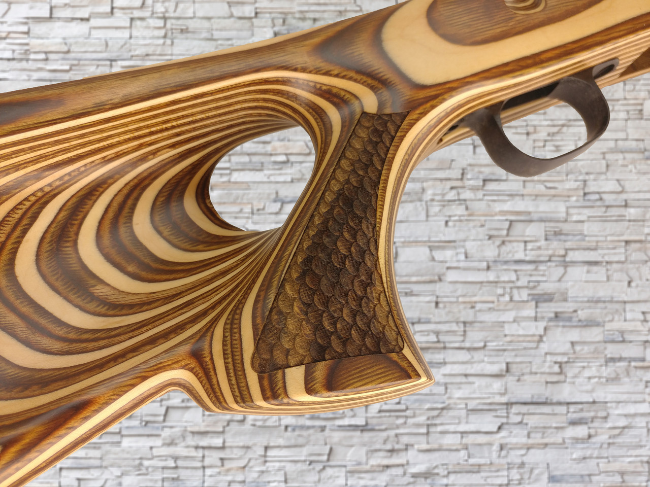 Boyds FW Wood Stock Scale Texturing Coyote for Savage AXIS SA Bull Barrel  Rifle
