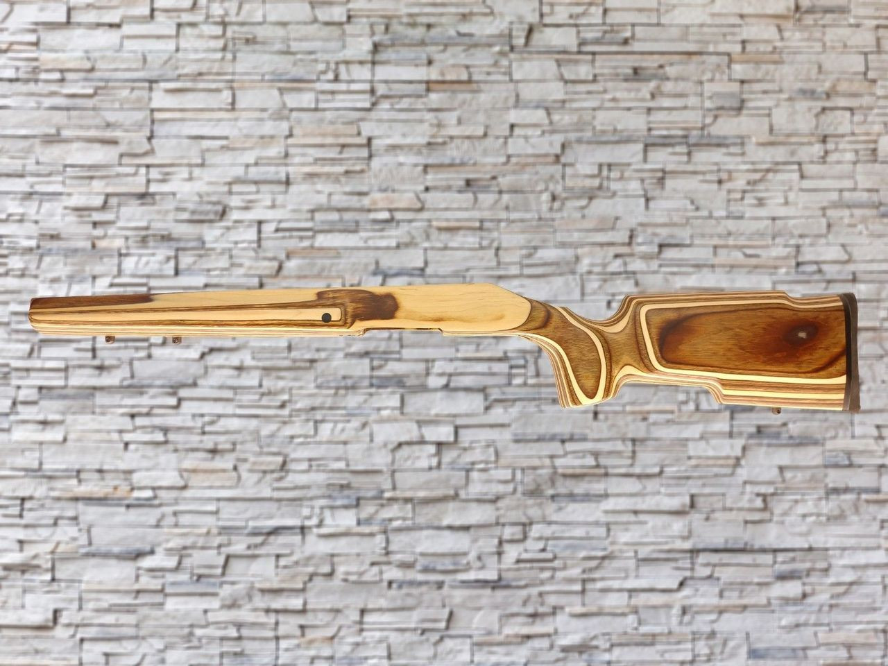 Boyds Pro Varmint Wood Stock Coyote for Ruger American Short Action Rifles